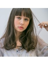 髪質改善ヘアエステ ブリスク(Brisk)ナチュふわ☆やわらかロング