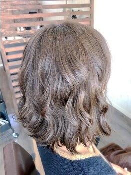 """プロキシムヘアワークス(proxim hair works)の写真/ヘアケアは大人のたしなみ☆群馬で取扱いの少ない今話題の""""ナノアミノ""""使用!ナノ成分で髪の芯から潤う♪"""