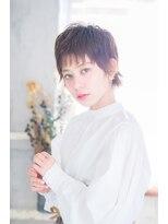 ヘアールーム モテナ(hair room motena)フレンチショート 3 【日暮里駅motena美容室】