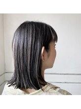 ナップヘアー 春日部店(nap hair)ミディアムボブ