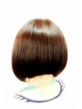 ヘアーデザインエスケープラス(HairDesign SK Plus)ツヤツヤボブ