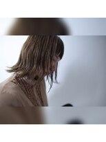 ニコ 五反田店(nico)#はちみつカラー#ロブ #アッシュ #五反田 #駅前30秒 ポピ