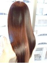 ルーチェ ヘアーデザイン(Luce Hair design)☆Luce Hair design☆ナチュラルケアストレートM3D縮毛矯正