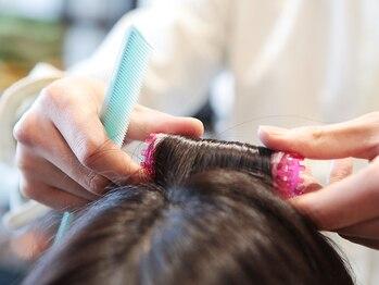 クロシェット ヘアー(Clochette hair)の写真/「髪色を変えたい…」「似合わせスタイルを見つけたい…」髪に関するお悩みのご相談は<Clochette hair>へ☆
