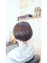 スキーム ヘア デザイン(Scheme hair design)柔らかボブスタイル