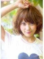 デジタルパーマのThis collection SHORT☆ガーリーショート☆画像