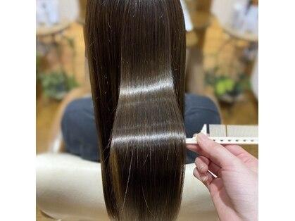 ヘアー リラクゼーション アンヴィ(Hair Relaxation anvi)の写真