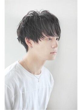 モッズヘア 金沢店(mod's hair)【モッズヘア金沢】束感ショート