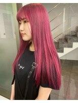 レコ(LECO)hot pink