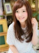 *+COVER HAIR+*…毛先ワンカール☆やわらかフォルムパーマa