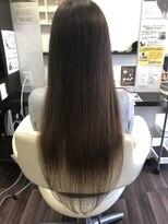 ヴィオレッタ ヘアアンドスペース(VIOLETTA hair&space)ベージュ×ナチュラルグラデーション×ロング