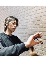 ヘアーラウンジ プレ(Hair Lounge Ple)中村 拓人