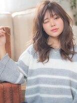 オーブ ヘアー アオヤマ 青山店(AUBE HAIR AOYAMA)アンニュイなニュアンス☆ヴェールウェーブスタイル