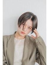ヘアー アイス 御器所本店(HAIR ICI)handsome short