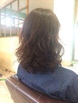 ヘアアトリエ バル(hair atelier bal)お手入れらくらくパーマ