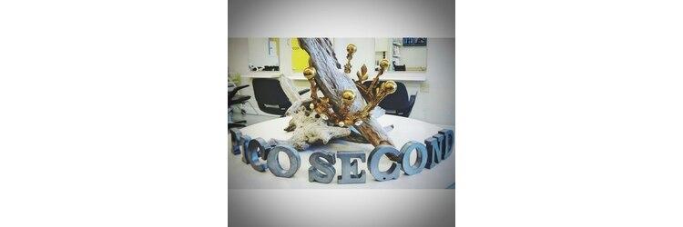 ピコセコンド(PICO SECOND)のサロンヘッダー