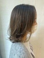 センスヘア(SENSE Hair)ウィービンググラデーション