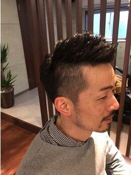 クマヘアー(KUMA hair)の写真/【ビジネスマンの方必見!!】様々なシーンに対応できる清潔感×好印象で決まるスタイルを提案してくれる◎