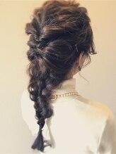 ジル ヘアデザイン ナンバ(JILL Hair Design NAMBA)アレンジ×ロングヘア