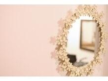 ゆるりらの雰囲気(ゆるりらのお花の鏡です^^b)