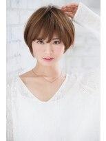 アンアミ オモテサンドウ(Un ami omotesando)【Unami】 小倉太郎 大人ショートスタイル