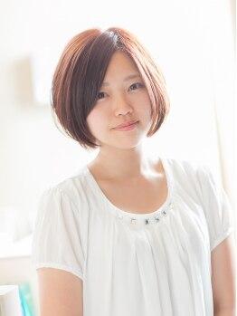 """シェリヘアメイク (Cheri Hair Make)の写真/あなたの魅力を最大限に惹きだして、もっと素敵に!""""らしさ""""を追求した自分史上最高のスタイルをGET☆"""