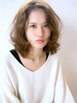 ヘアー ミッション 伊丹店(hair Mission)フェミニンウエーブ【内迫】