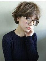 ナヌーク シブヤ(nanuk shibuya)【nanuk】秋冬カラー◇透明感スモーキーマットアッシュカラー◇