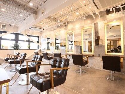 オーブ ヘアー ラトゥール たまプラーザ店(AUBE HAIR latour)の写真