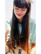 ★自然体に可愛い'Natural'をヒントにライフstyleに合った髪造りを★