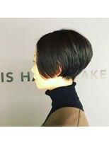 ビスヘアアンドメイク(BIS hair&make)ミニマムボブ