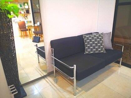 岐阜都ホテル美容室クローリの写真