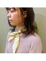 アルマヘアー(Alma hair by murasaki)今っぽいレイヤースタイル