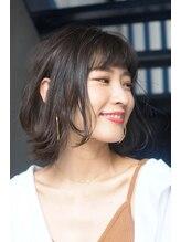 リタへアーズ(RITA Hairs)[RITAHairs]大人カジュアルなカーリーボブ☆お客様snap