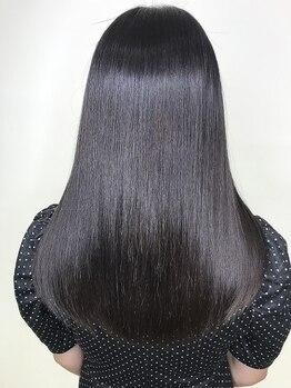 ジャガラ 千葉中央駅店(JAGARA)の写真/JAGARAの[酸熱トリートメント]は髪の内部の構造からアプローチし、綺麗な髪の結合を作り出します★【千葉】