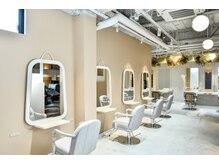 フィゼル 福島店(fizelle)の雰囲気(Aujua髪質改善サロンだからヘアケアに自信があります。)