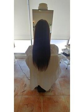 ヘアーアンドエステティック アイビジン 鈴鹿店(Hair&Esthetic I BiJiN)最上質SSSクラス◇ダイヤモンドクラス  80本
