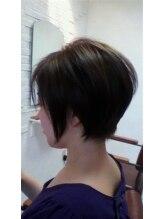 クリークヘアデザイン(Creek hair design)ショートボブ