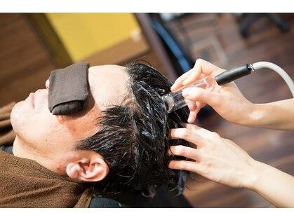 メンズオンリーサロン ノードヘア(MEN'S ONLY SALON NO DO HAIR)の写真
