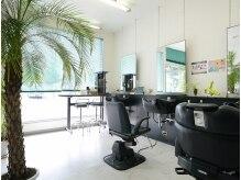 美容室 クオリアの雰囲気(あなたの髪のお悩み、お聞かせ下さい!!「可愛い」をご提案します)