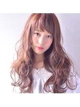 ジェムフォーヘアー 藤崎店(gem. for hair)(gem)マロンピンク