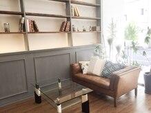 ラブ(LAB)の雰囲気(有名デザイナーとのコラボ空間!ドリンクもカフェの様なこだわり)