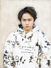 アーサス ヘア デザイン 鎌ヶ谷店 (Ursus hair Design by HEAD LIGHT)*Ursus hair*ルードアップバング