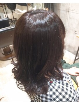 グランツ(GLANZ)アマランス春カラー☆