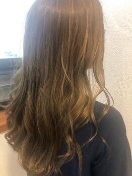 トップヘアー ネオ(TOP HAIR Neo)の写真/ダメージを抑えて髪に潤いとツヤをプラス☆あなたの「なりたい!」を実現します◎