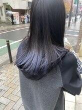 ヘアメイクサロン ブーム ヘアデザイン(boom hair design)インナカラー