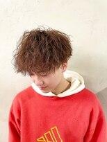 アブアイロス(LOSS)【stylist/shogo】somperm/hardtwist spiral