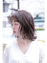 コマ(coma) 【coma中野】大人かわいい外ハネ無造作カール