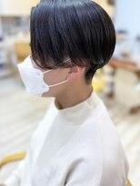 モリオフロムロンドン成増3号店【morio成増/ムラマツ】ハンサムショート マスクヘア