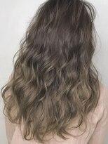 クルー(Creww KYOTO)上品なハイライトカラーでドラマチックな髪へ